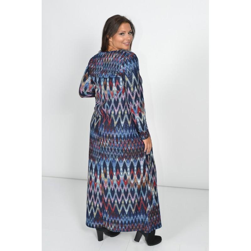 Φορεματα xxl - Φορεματα φορεματα μαξι εμπριμέ