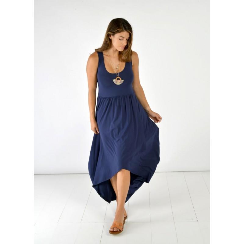 Οικονομικα Βραδινα Φορεματα - Φορεματα xxl - Φορεματα Φορεματα - Fuego Fashion - Φόρεμα Ασύμμετρο Φορέματα xxl