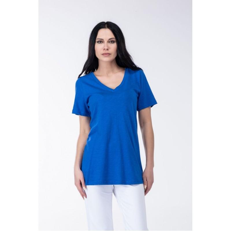 Μπλουζες xxl - Μπλουζες - Fuego Fashion - Μπλούζα Φλάμα Α