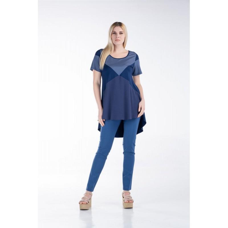 Fuego Fashion - Παντελόνι-Κολάν Γκρο Παντελόνια xxl