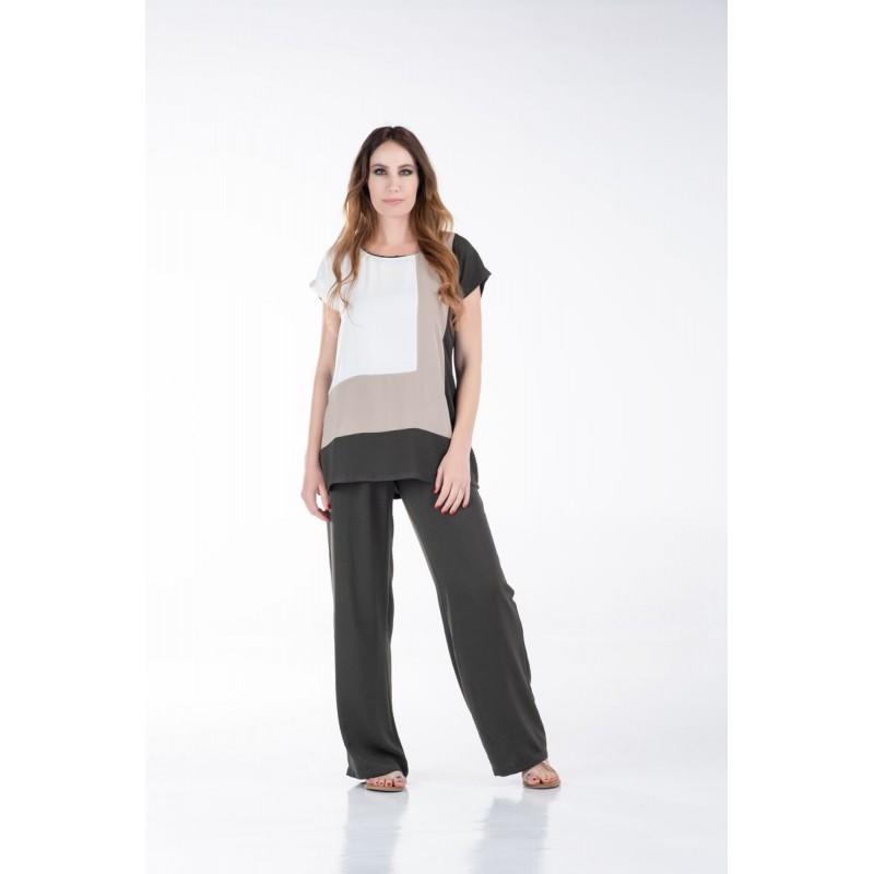 Παντελόνι με Λάστιχο Παντελόνια xxl