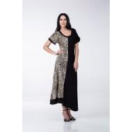 Φόρεμα Μακρύ Μισό Άνιμαλ