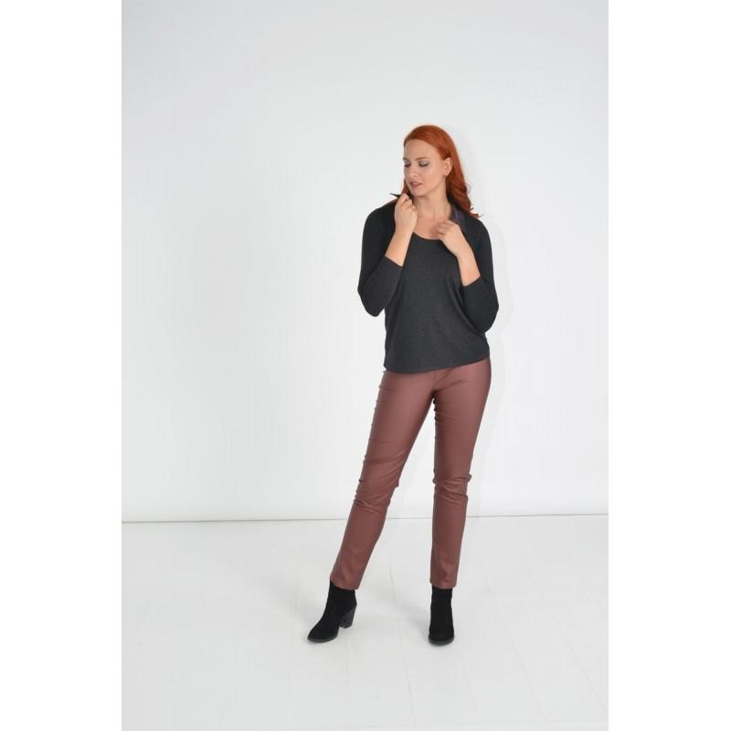 Παντελόνι Δερματίνη  Παντελόνια xxl