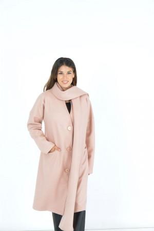 Παλτό με Ζώνη