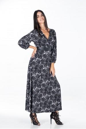 Φόρεμα Κρουαζέ Άνιμαλ