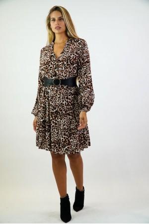 Φόρεμα Λεοπάρ